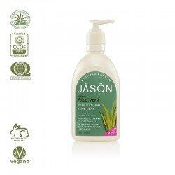 Dosificador de Jabon para Manos Aloe Vera 473ml (Jason)