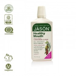 Colutorio Healthy Mouth sin alcohol 473ml (Jason)