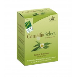 Camellia Select Extracto Té Verde - 60 Cápsulas (100% Natural)