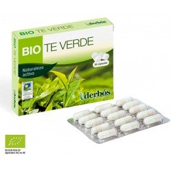 Bio Te Verde 30 cápsulas (Derbós)