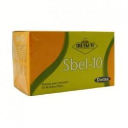 Dietkum Sbel 10 Infusiones - 20 Filtros (Dietisa)