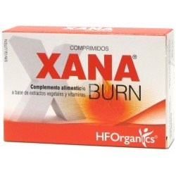 Xana Burn Hf Organics - 20 Comprimidos (Herbofarm)