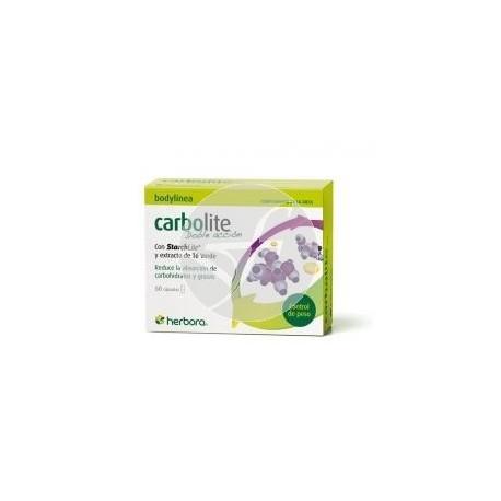 Carbolite 60 cápsulas (Herbora)