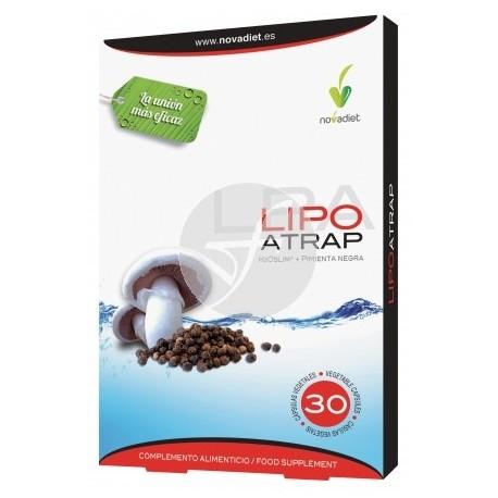 Lipoatrap 30 Capsulas (Nova Diet)