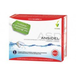 Ansidel Control Apetito - 60 Cápsulas (Nova Diet)