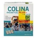Colina Inositol Plus + Te Verde - 120 Comp (Nutrisport)