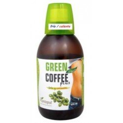 Cafe Verde Liquido Plus - 500ml (PlantaPol)