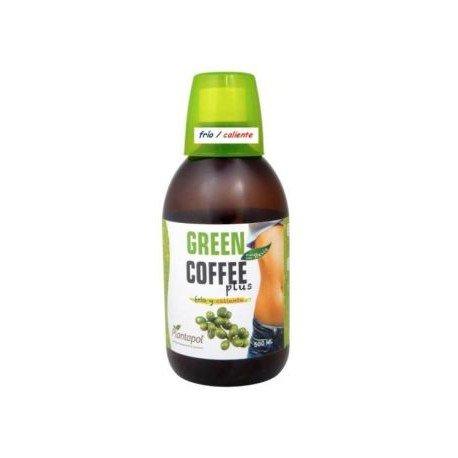 Cafe Verde Liquido Plus - 500ml (PlantaPol)
