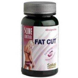 Sline Control Fat Cut - 60 Cápsulas (Sakai)
