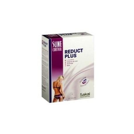 Sline Control Reduct Plus - 20 Viales (Sakai)
