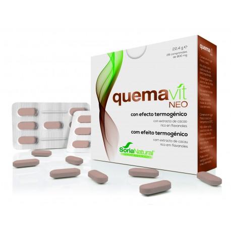 Quemavit NEO - 28 Comprimidos (Soria Natural)