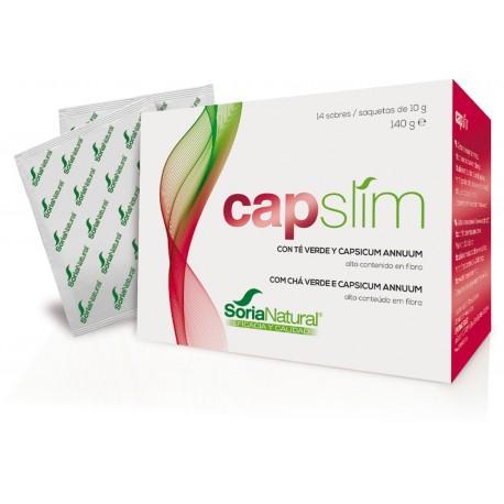 Capslim - 14 Sobres de 10g (Soria Natural)