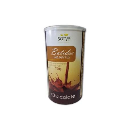 Batido Saciante Sabor Chocolate - Bote de 700gr (Sotya)