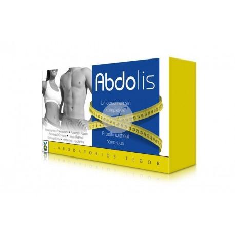 Abdolis - 60 Cápsulas (Tegor)