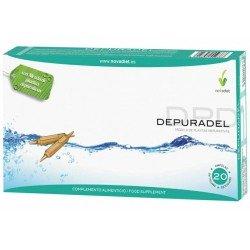 Depuradel Viales 20 ampollas (Nova Diet)