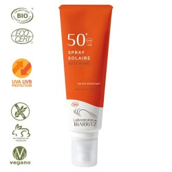 Spray Solar para Cara y Cuerpo Factor 50 - 125ml (Alga Maris. Biarritz)