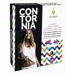 Contornia - 15 Cápsulas (Nova Diet)