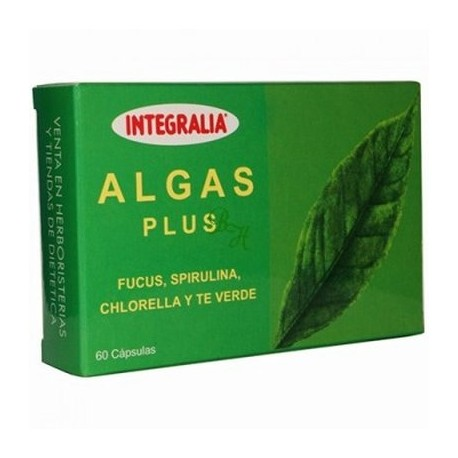 Algas Plus Capsulas Integralia