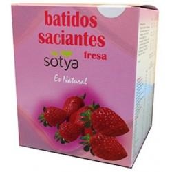 Batido Saciante Sabor Fresa - 7 Sobres de 30 gr (Sotya)