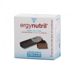 Ergynutril Bar Choco Sustitutivas - 7 Barritas (Nutergia)