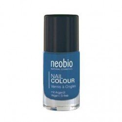 Esmalte de uñas Shiny Blue 08 - 8ml (Neobio)