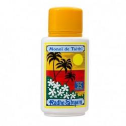 Monoï de Tahiti factor 25 - 150ml (Radhe Shyam)