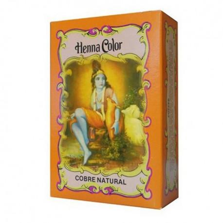 Henna polvo cobre natural