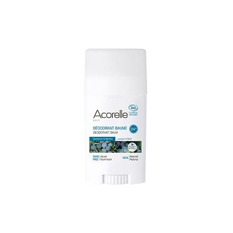 Desodorante Stick Enebro y Menta - 40 gr. (Acorelle)