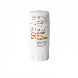 Stick solar SPF 50+ con color 9ml (Alga Maris. Biarritz)