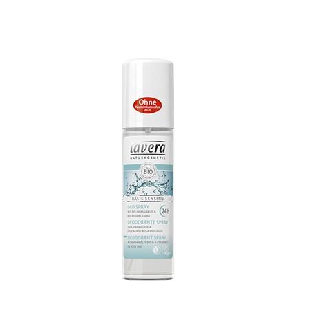 Loción corporal hidratante de jojoba y aloe de Lavera - 200ml