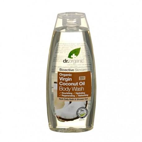 Gel de baño de aceite de coco 250ml