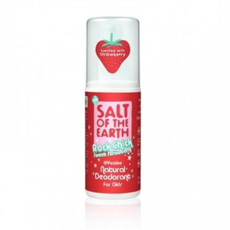 Desodorante natural fresas 100 ml