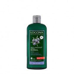 Champú anticaspa de Enebro de Logona - 250 ml