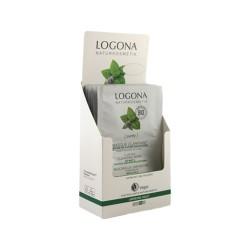 Mascarilla purificante  menta BIO & ácido salicílico 7,5ml (LOGONA)