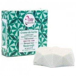 Jabón sólido para afeitar pieles normales - 55 gr Lamazuna