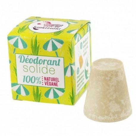 Desodorante sólido con aceite esencial Palmarosa - 30 gr Lamazuna