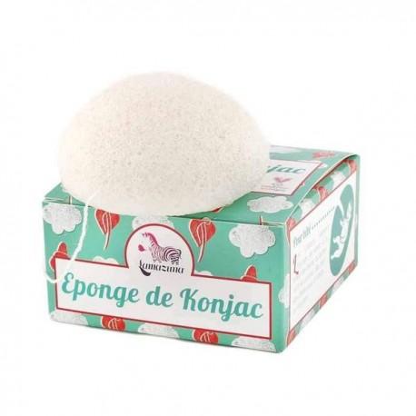 Esponja Konjac 100% Natural para el rostro - 30 gr Lamazuna