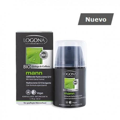HYDRO CREAM Q10 MANN - 50 ML de LOGONA
