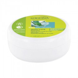 Crema hidratante Daily Care de 150ml (Logona)