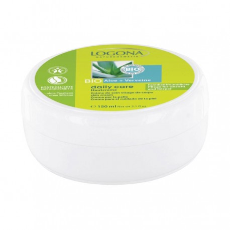 CREMA HIDRATANTE DAILY CARE LOGONA 150ML