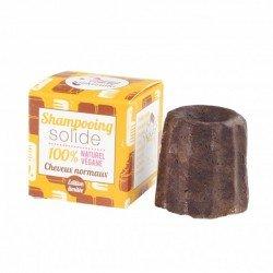 Champú sólido cabellos normales al Chocolate - 55 gr Lamazuna