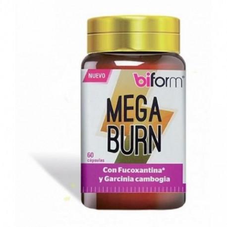 Mega Burn - 60 Cápsulas (Biform)