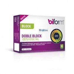 Doble Block Bloqueador Grasas 30 cápsulas (Biform)