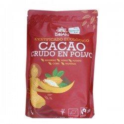 Cacao Crudo en polvo Superalimento - 250 gr de Iswari