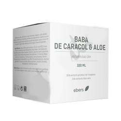 Crema Baba Caracol Y Aloe 100 Ml de botanical Nutrients