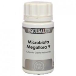 Holomega Megaflora de Equisalud 60 cap.