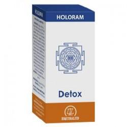 Holoram Detox 60 Caps de Equisalud