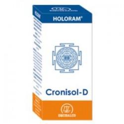 HOLORAM cronisol-D (cronidol) 60cap. (EQUISALUD)
