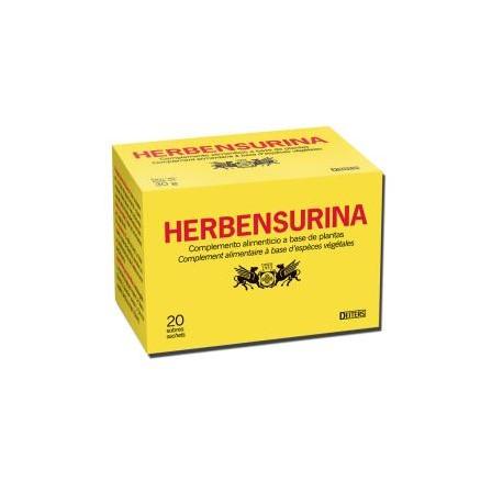 Herbensurina 20 Filtros de Deiters