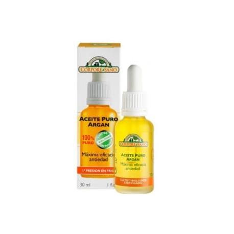 Aceite Argan 100 ml Bio Corpore de Distribuciones Cadidiet